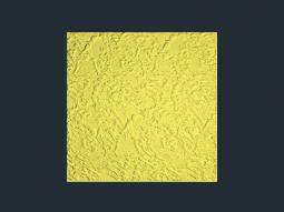 Stropní kazeta Paris 2 žlutá